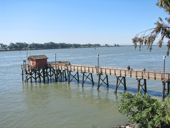 fishing rio vista bridge pictures to pin on pinterest